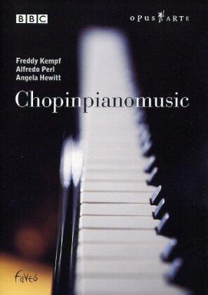 Perl Alfredo, Kempf Freddy & Hewitt Angela - Chopin - Piano Music (Opus Arte, BBC)