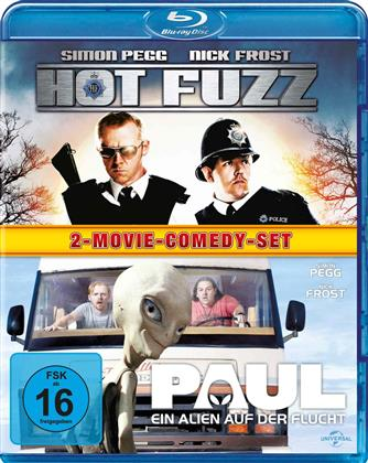 Hot Fuzz / Paul (2 Blu-rays)