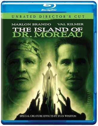 The Island of Dr. Moreau (1996) (Director's Cut, Unrated)
