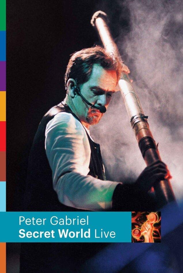 Peter Gabriel - Secret World - Live (Remastered)