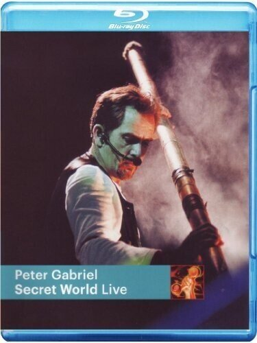 Peter Gabriel - Secret World - Live (Remastered)