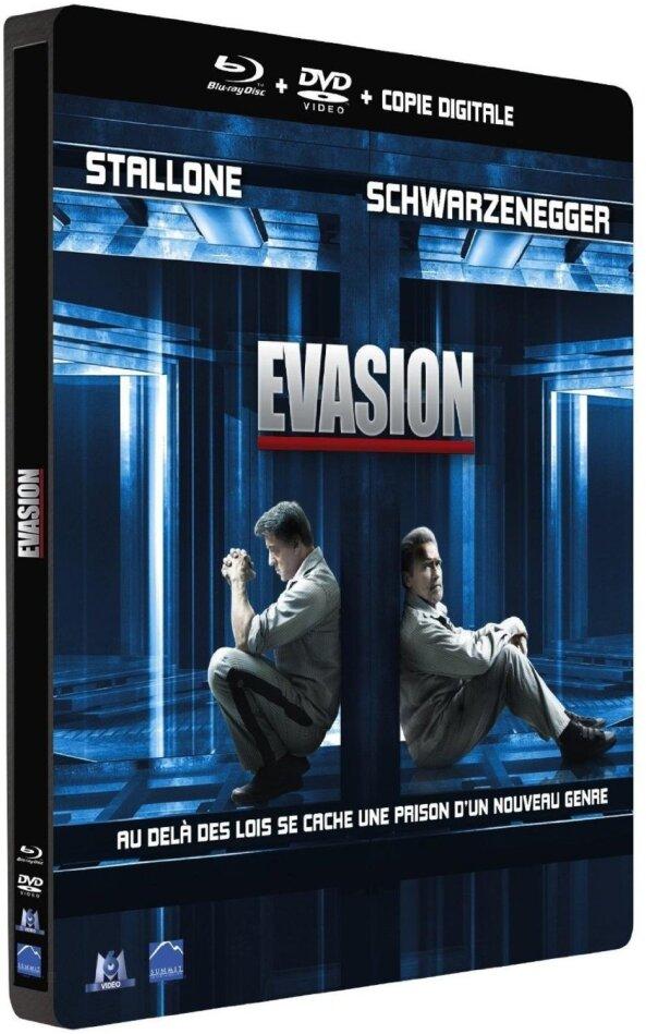Evasion (2013) (Steelbook, Blu-ray + DVD)