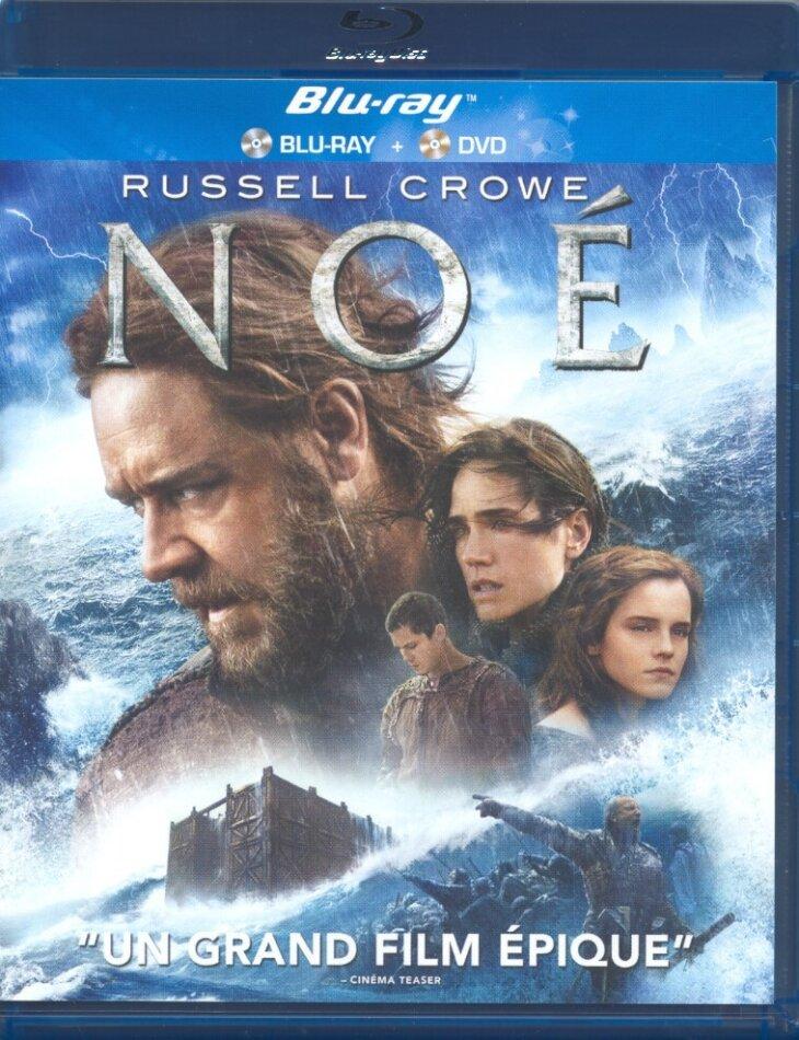Noé (2014) (Blu-ray + DVD)