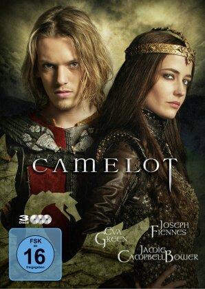 Camelot - Staffel 1 (3 DVDs)