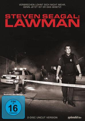 Steven Seagal: Lawman (Uncut, 2 DVDs)