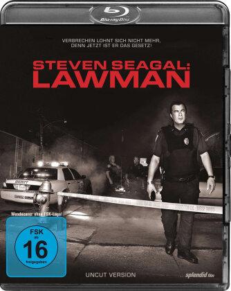 Steven Seagal: Lawman (Uncut)
