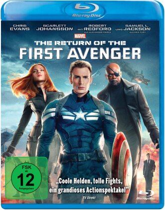 Captain America 2 - The Return of the First Avenger (2014)