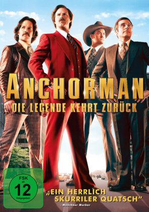 Anchorman 2 - Die Legende kehrt zurück (2014)