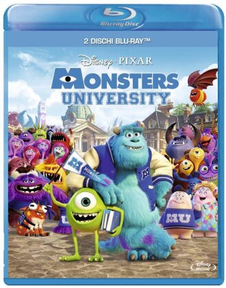 Monsters University (2013) (2 Blu-ray)