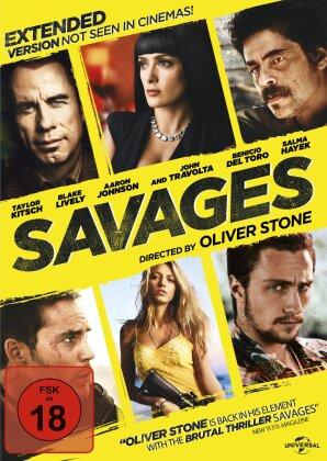 Savages (2012) (Extended Edition)