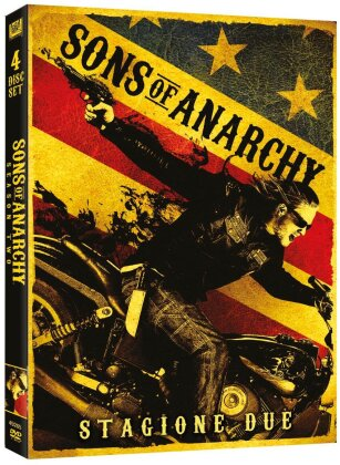 Sons of Anarchy - Stagione 2 (4 DVD)