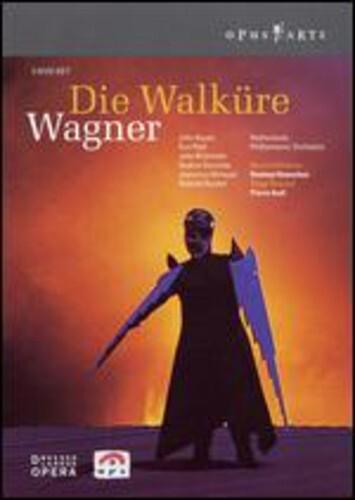 Nederlandse Opera Orchestra, Hartmut Haenchen, … - Wagner - Die Walküre (Opus Arte, BBC, 2 DVDs)