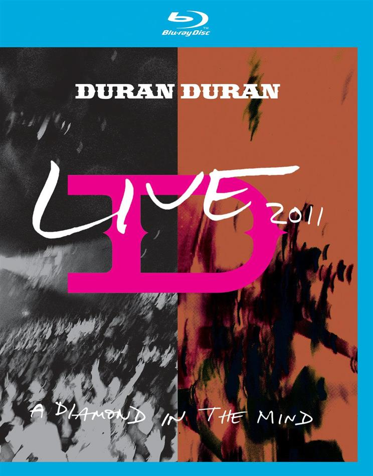 Duran Duran - A diamond in the mind (Deluxe Edition, Blu-ray + DVD + CD)