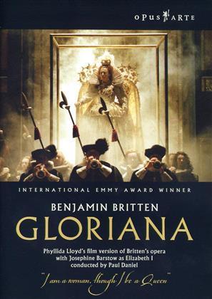 English Northern Philharmonia, Paul Daniel, … - Britten - Gloriana
