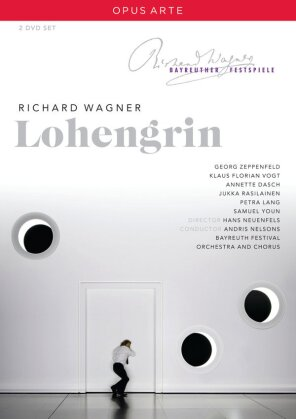 Bayreuther Festspiele Orchestra, Andris Nelsons, … - Wagner - Lohengrin (Opus Arte, 2 DVDs)