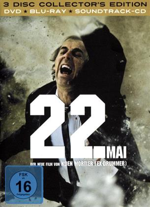 22. Mai (2010) (Limited Collector's Edition, Blu-ray + DVD)