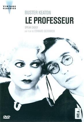 Le professeur (1932) (Vintage Classics, s/w)