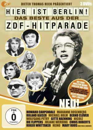 Various Artists - Hier ist Berlin! - Vol. 1-3 (3 DVDs)