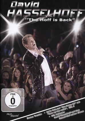 Hasselhoff David - The Hoff is back