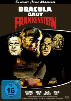 Dracula jagt Frankenstein (1970)