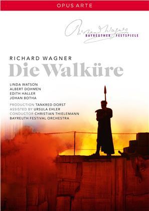 Bayreuther Festspiele Orchestra, Christian Thielemann, … - Wagner - Die Walküre (Opus Arte, 2 DVDs)