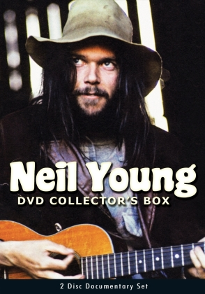 Neil Young - DVD Collector's Box (Inofficial, 2 DVDs)