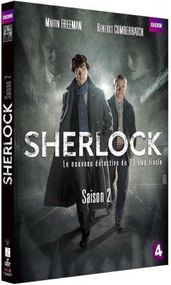 Sherlock - Saison 2 (BBC, 2 DVDs)