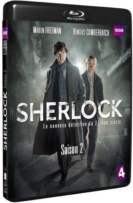 Sherlock - Saison 2 (BBC, 2 Blu-rays)