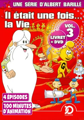 Il était une fois... la vie - Vol. 3 (Digibook, DVD + Booklet)
