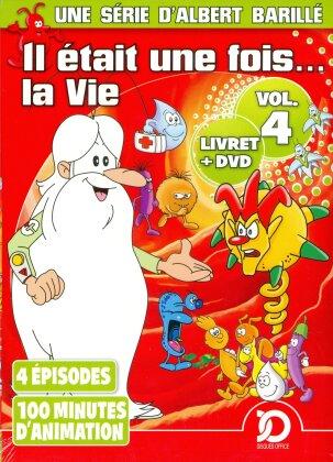Il était une fois... la vie - Vol. 4 (Digibook, DVD + Booklet)