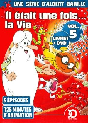 Il était une fois... la vie - Vol. 5 (Digibook, DVD + Booklet)