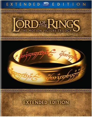 The Lord of the Rings - The Motion Picture Trilogy (Extended Edition, 15 Blu-rays)