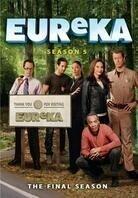 Eureka - Season 5 - The Final Season (3 DVD)