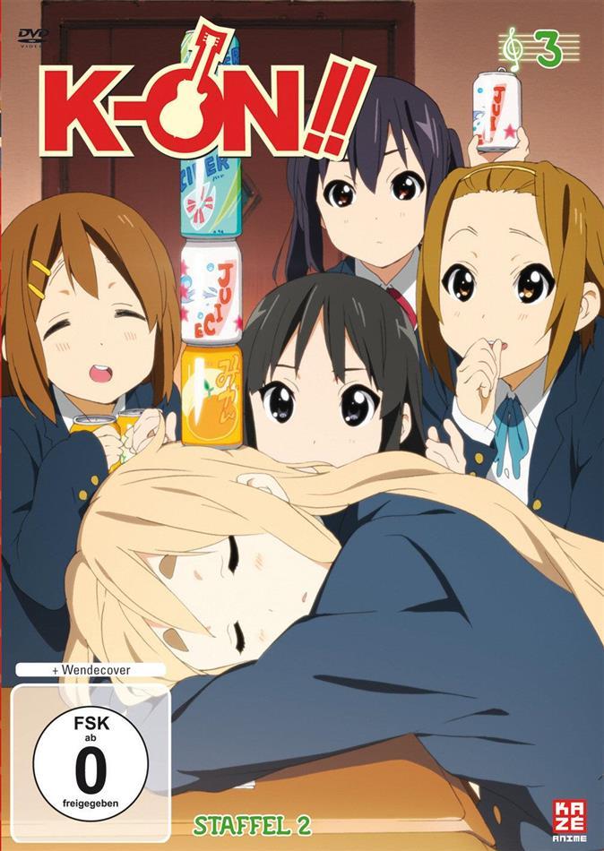K-On! - 2. Staffel - Vol. 3