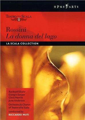 Orchestra of the Teatro alla Scala, Riccardo Muti, … - Rossini - La Donna del Lago (La Scala Collection, Opus Arte)