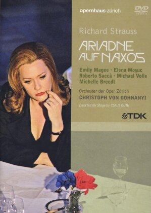Opernhaus Zürich, Christoph von Dohnanyi, … - Strauss - Ariadne auf Naxos (TDK)