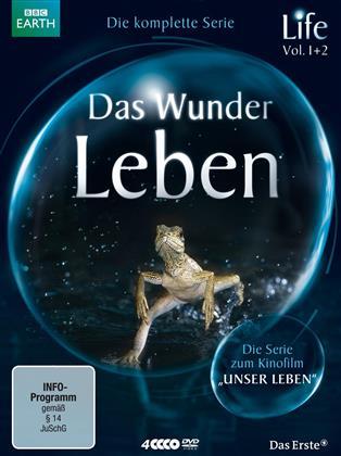 Das Wunder Leben - Die komplette Serie - Vol. 1 + 2 (BBC, 4 DVDs)