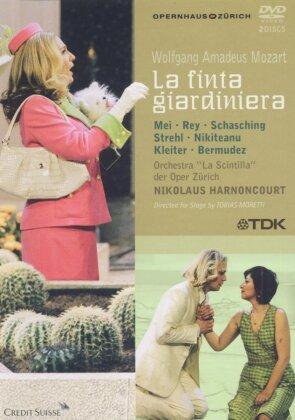 Opernhaus Zürich, Nikolaus Harnoncourt, … - Mozart - La finta giardiniera (2 DVDs)