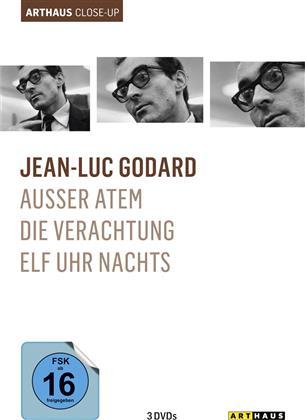 Jean-Luc Godard (Arthaus Close-Up, 3 DVDs)