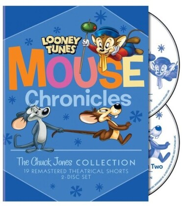 Looney Tunes: - Chuck Jones Mouse Chronicles (2 DVDs)