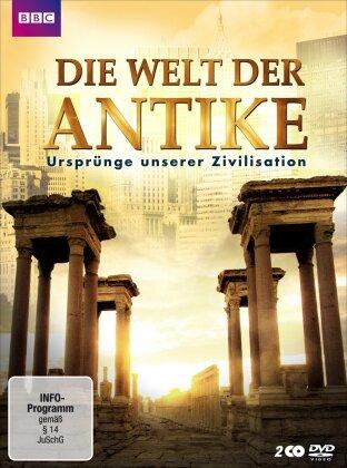 Die Welt der Antike - Ursprünge unserer Zivilisation (BBC, 2 DVDs)