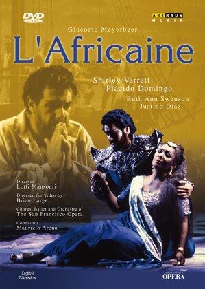 Meyerbeer - L'Africaine (Arthaus Musik, 2 DVDs)