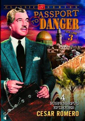 Passport to Danger 3 (s/w)