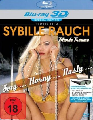 Sybille Rauch - Blonde Träume - Sexy...Horny...Nasty...