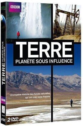 Terre - Planète sous influence (2010) (BBC, 2 DVDs)