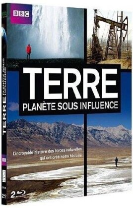 Terre - Planète sous influence (2010) (BBC, 2 Blu-rays)