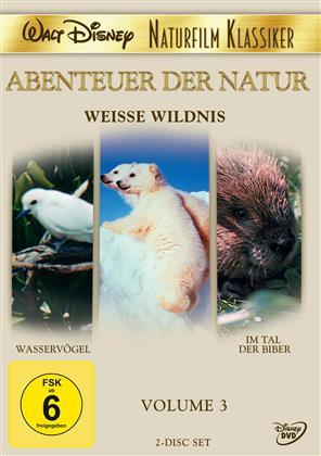 Weisse Wildnis - Walt Disney Naturfilm Klassiker - Vol. 3 (2 DVDs)