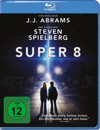 Super 8 (2011) (Single Edition)