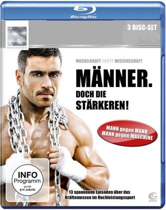 Männer. Doch die Stärkeren! (3 Blu-rays)