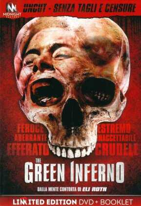 The Green Inferno (2013) (Edizione Limitata, Uncut)